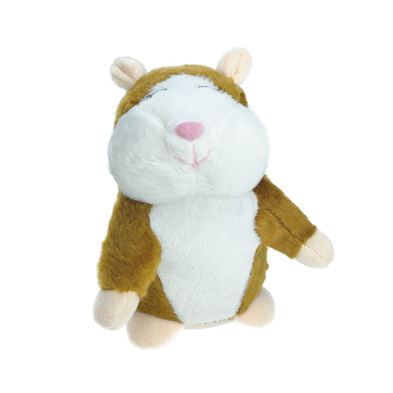 New Cute Talking Hamster Plush Toy