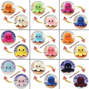 Reversible Octopus Plush Baby Gift Plushie Hot selling plush Toy