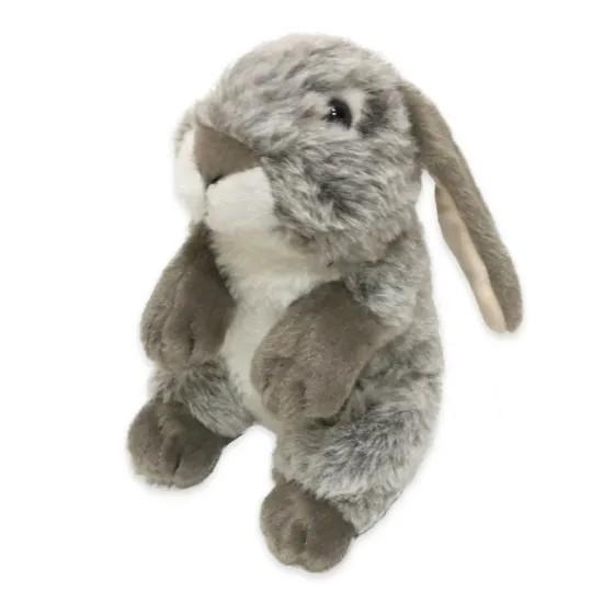 Оптовая торговля OEM реалистичные плюшевые игрушки кролика рекламные мягкие игрушки