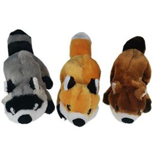 3 ASSTD Animal Pet Toys