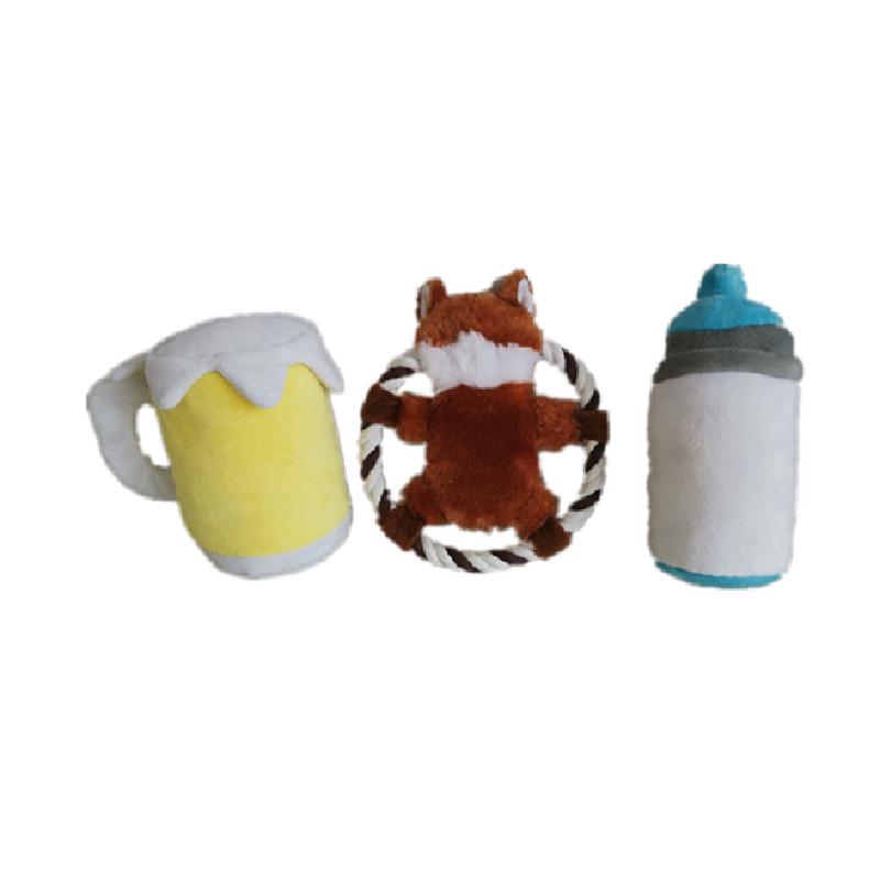 3 игрушки для собак ASSTD