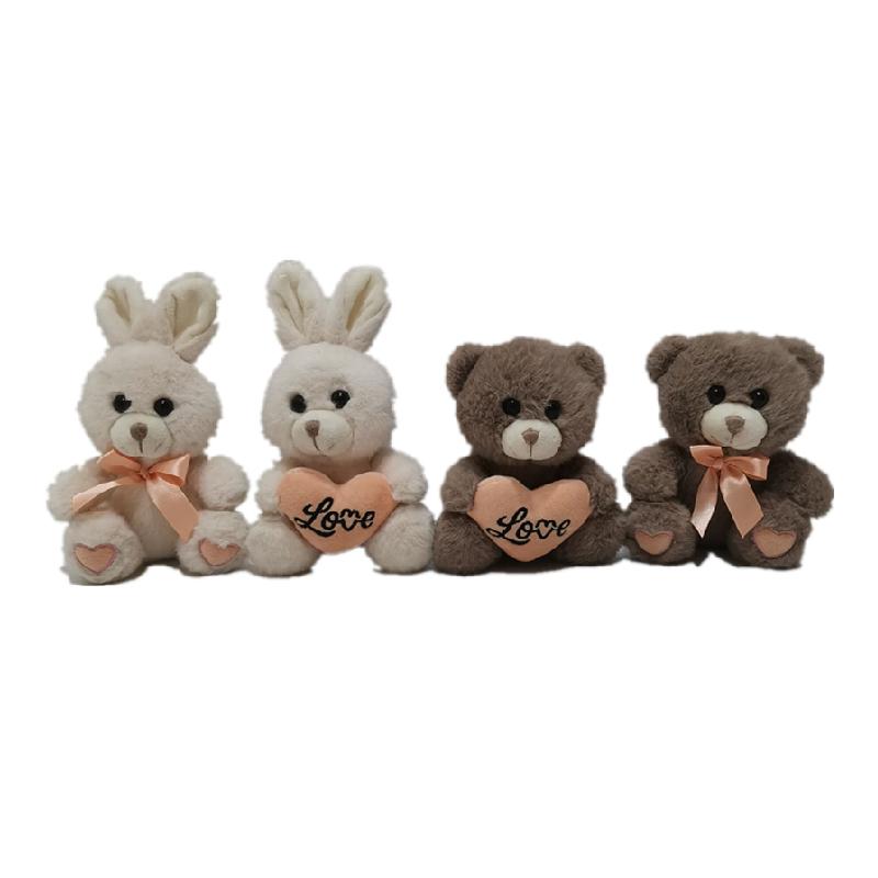 2 CLR konijnen en beren voor Paasdag