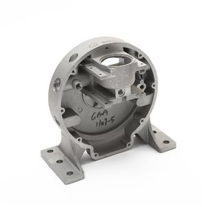 Aluminum Die Casting Machining Parts For Motorcycle