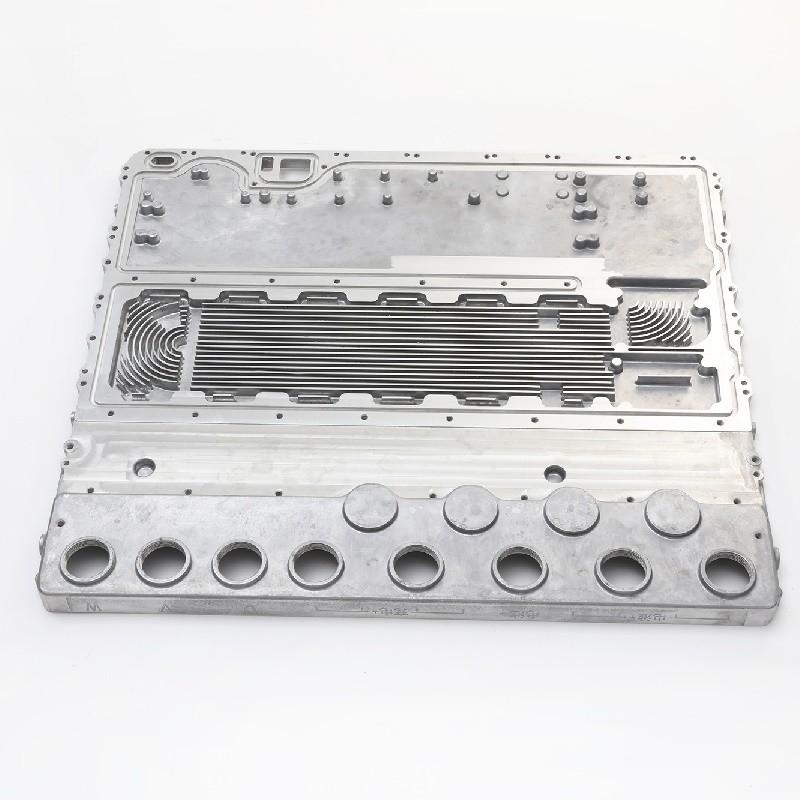 die casting aluminum plunger porosity
