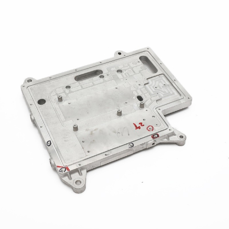 Aluminum Alloy Die Casting Electricity Power Equipment