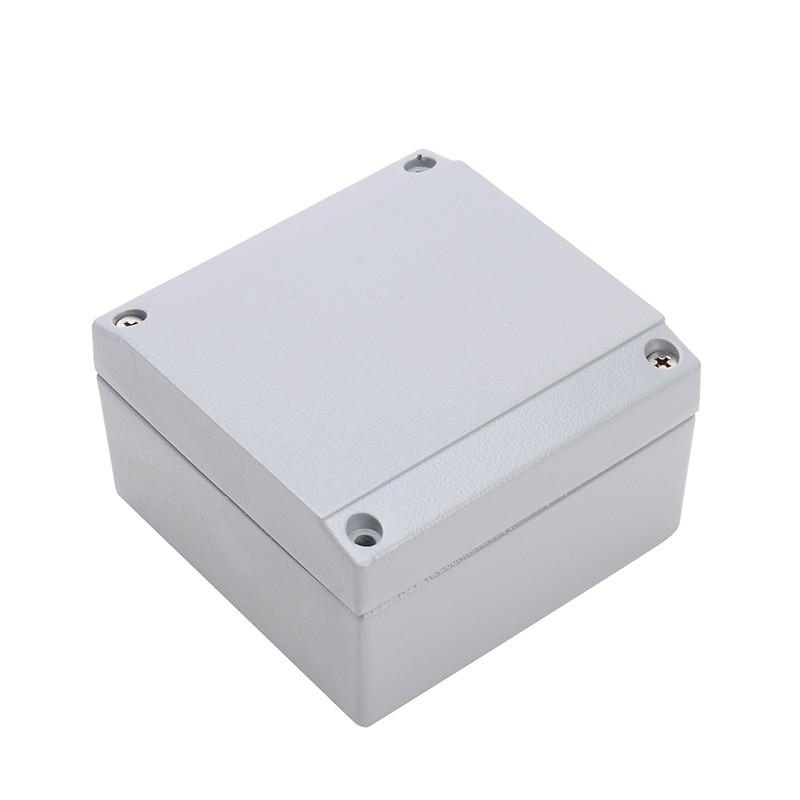 Custodia impermeabile in alluminio pressofuso 100 * 100 * 60mm