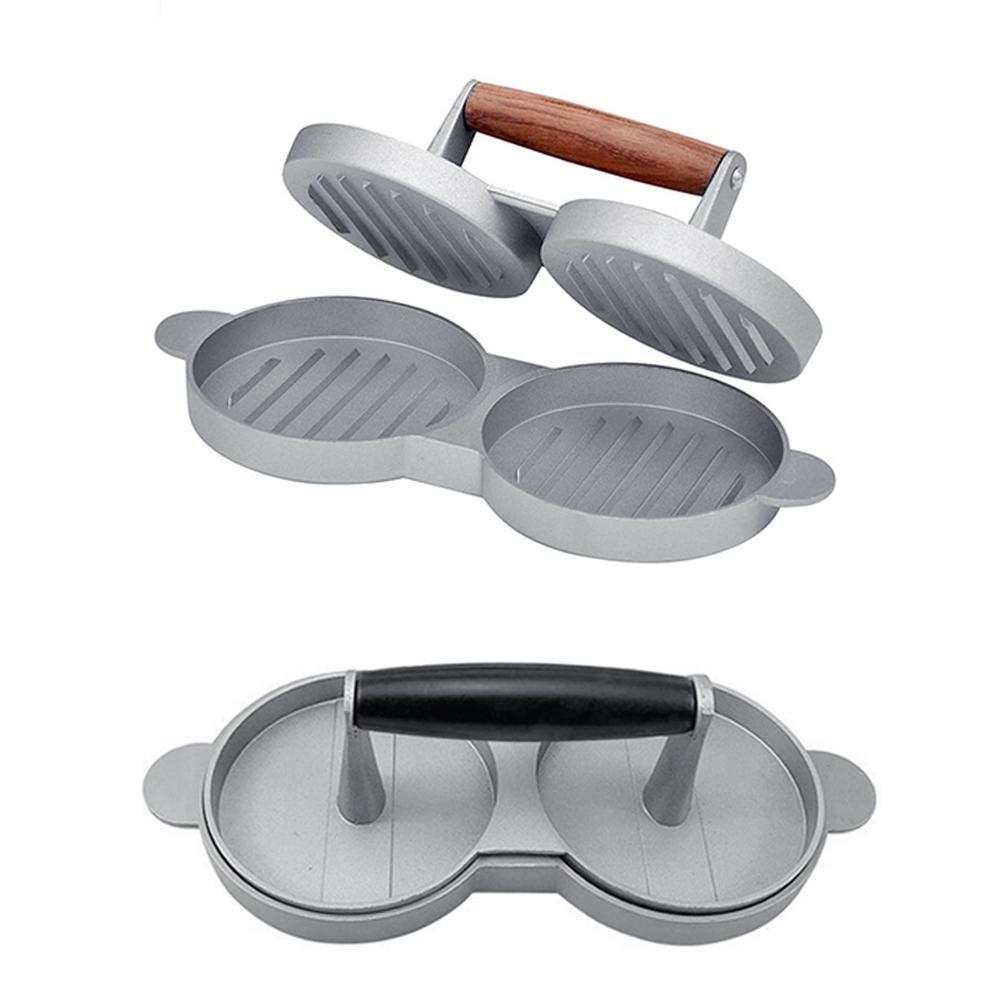 Utensili per stampi in alluminio pressofuso per hamburger da cucina