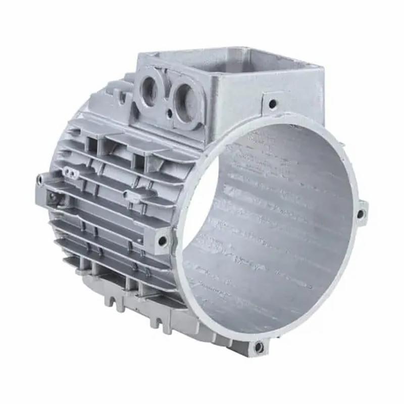 Wie die Aluminium-Motorschale hergestellt wird