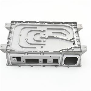 aluminum alloy die casting control case of new energy