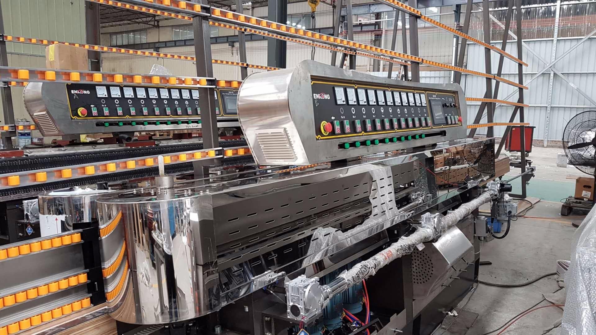 ZM10W Glass Straight - Line Edging Machine Manufacturers, ZM10W Glass Straight - Line Edging Machine Factory, Supply ZM10W Glass Straight - Line Edging Machine