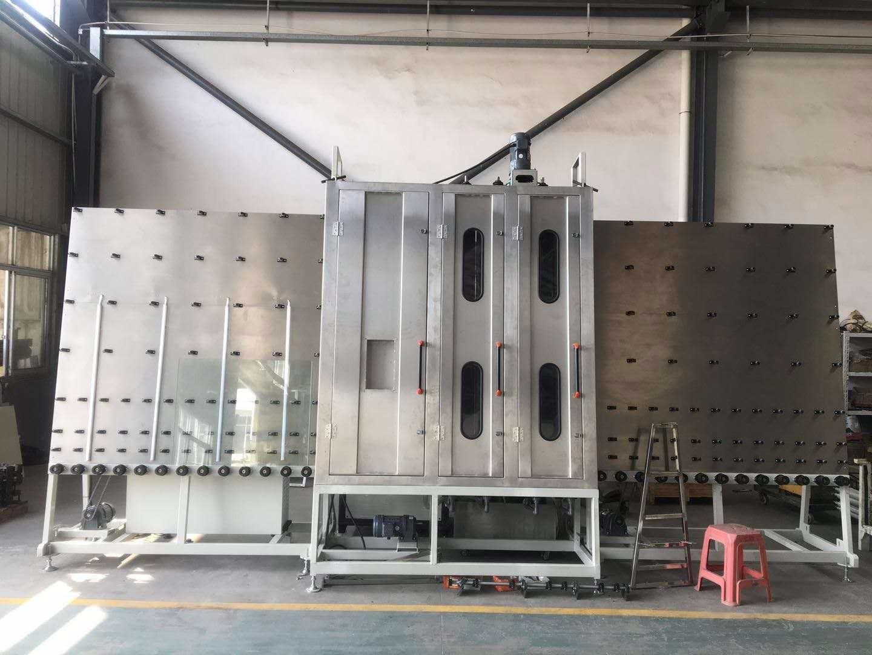 QX16L Glass Vertical Washer & Drier Manufacturers, QX16L Glass Vertical Washer & Drier Factory, Supply QX16L Glass Vertical Washer & Drier