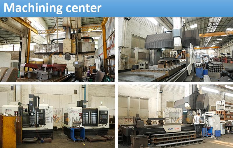 glass variable angle grinding machine