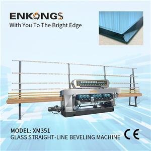 XM351 Glass Straight-line Beveling Machine
