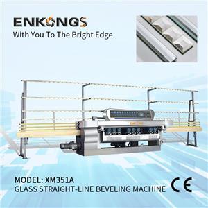 XM351A Glass Straight-line Beveling Machine
