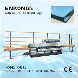 XM371 Glass Straight-line Beveling Machine