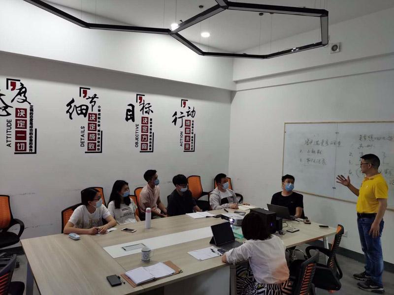 Internal Sales Training