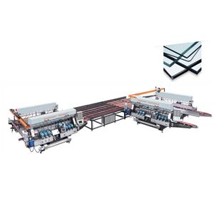 SM2015 Glass Straight-line Double Edging Processing line