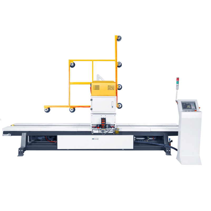 U-type Glass Vertical Edging Production Line