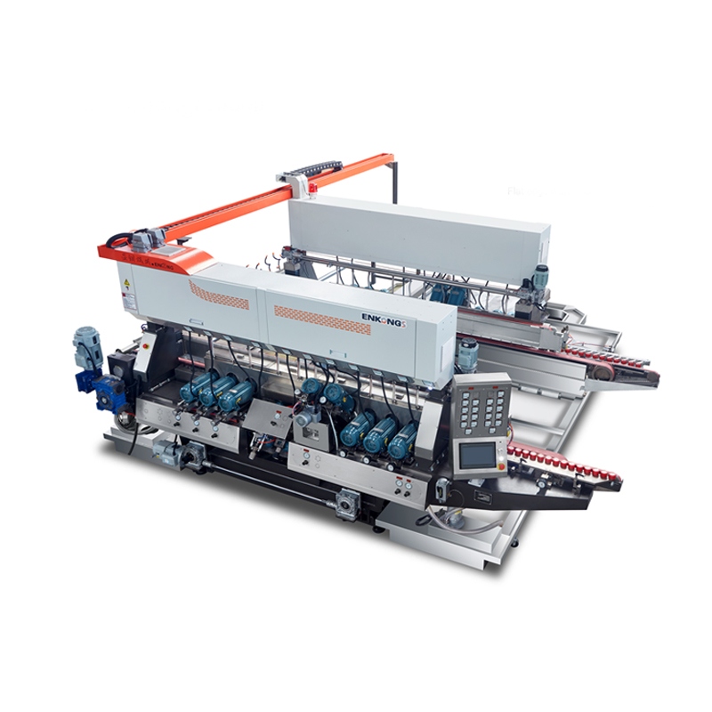 SM2030 Glass Straight-line Double Edging Machine