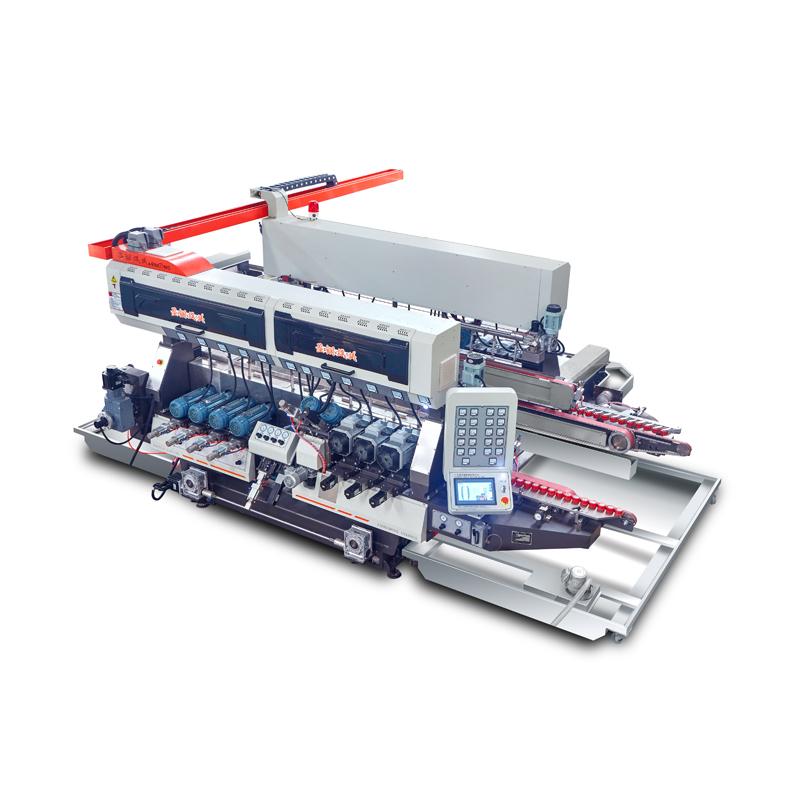 SM2440 Glass Straight-line Double Edging Machine-1