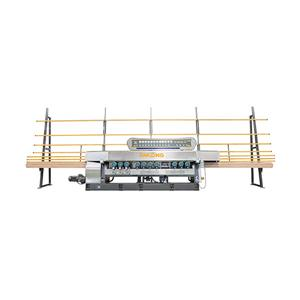 XM371 Glass Straight-line Beveling Machine with 11 spindles