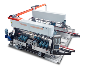 SM2015 Glass Straight-line Standard Double Edging Machine For Construction Glass