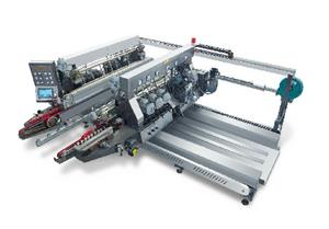 SM10 Series Glass L Type 2515 Double Sides Seaming Production Line