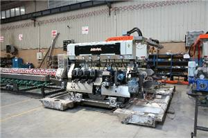 SM10 Glass 2015 Straight-line Double Sides Seaming Processing line