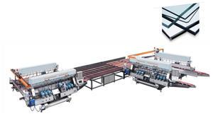 SM2025 Glass Straight-line Standard Double Edging Machine