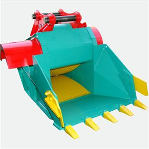 Excavator Crusher Bucket