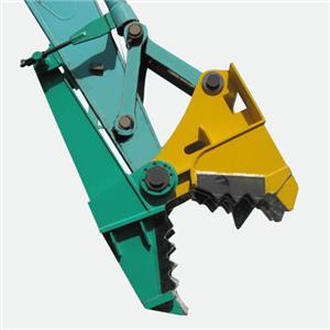 Excavator Concrete Crusher