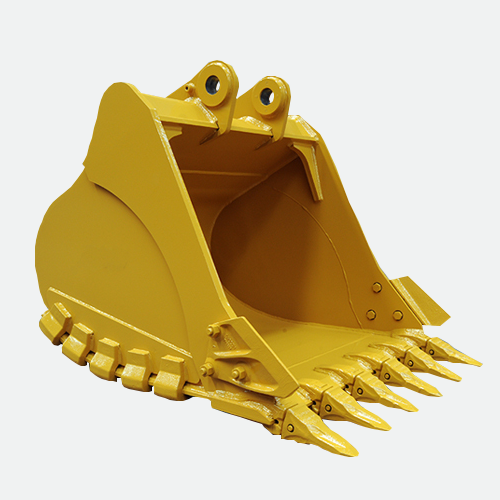 Excavator Heavy Duty Rock Bucket
