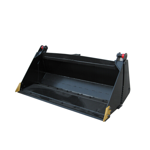 Skid Steer Loader 4 In 1 Bucket