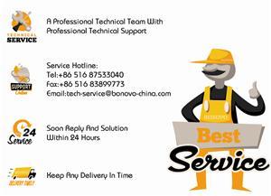Bonovo sales service