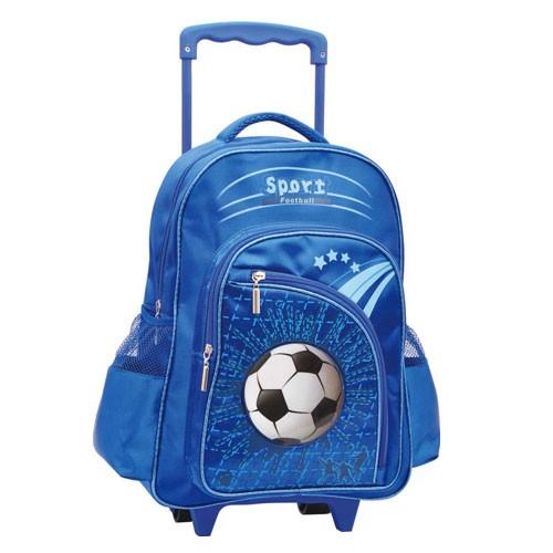New Polyseter Children Fashional Trolley Schoolbag