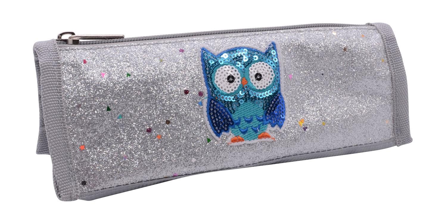 flicker material fashionable pencilcase