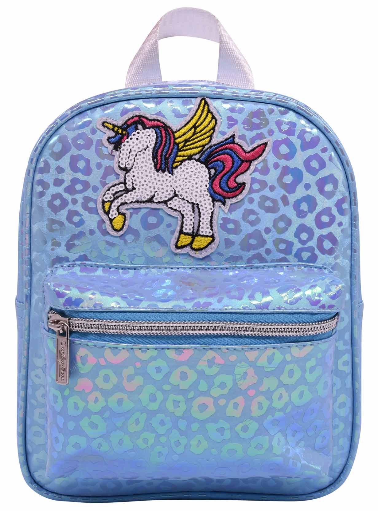 PVC cartoon plush children schoolbag