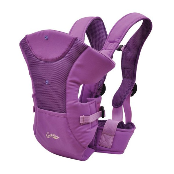 Adjustable Polyester Breathable Baby Carrier