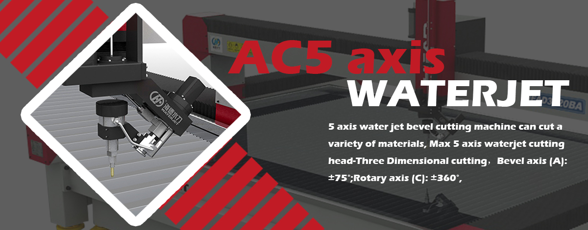Dynamic Ab 5 Axis Water Jet Cutter