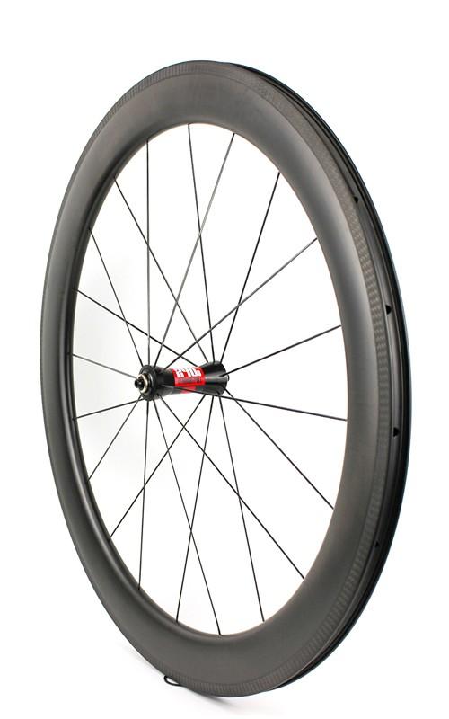 Cycling Wheelset 45mm Depth Aero Carbon Wheelet