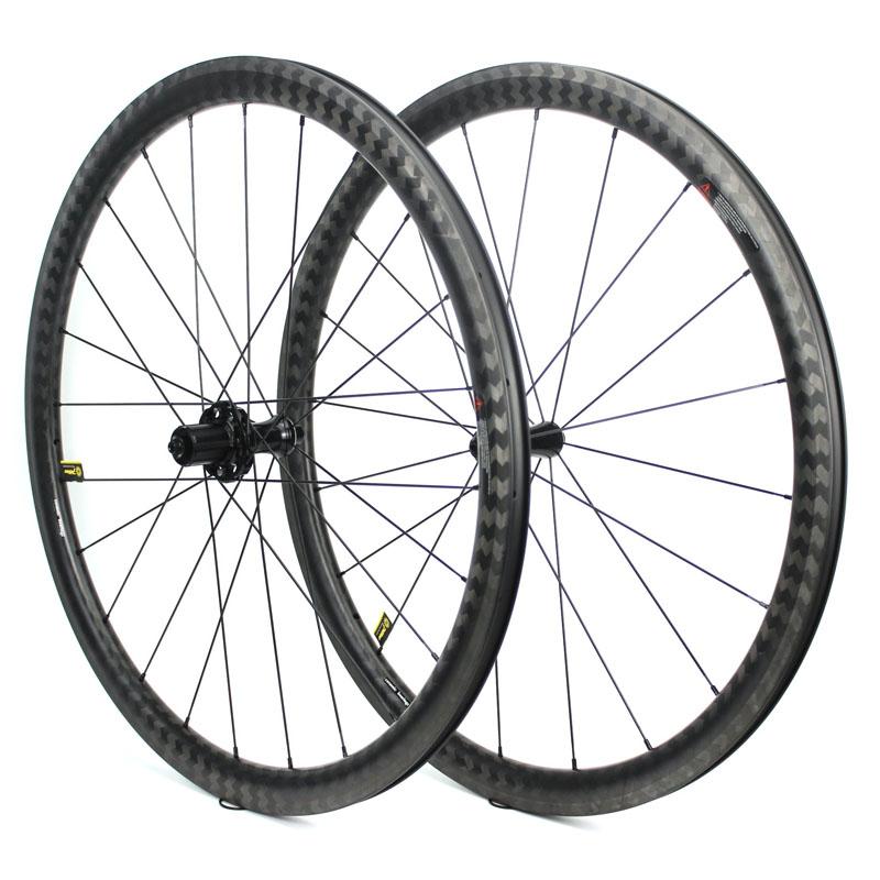 YAn R07 Hub Bike Wheelset 60mm Depth Clincher