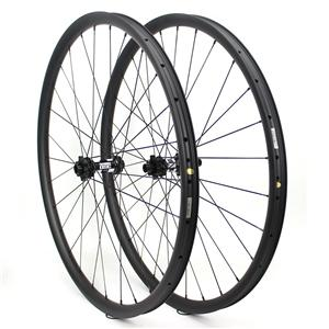 29er Mountain Bike Wheelset 30mm Width Hookless