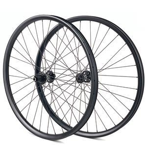 29er Trail Carbon Wheelset 35mm Width Tubeless