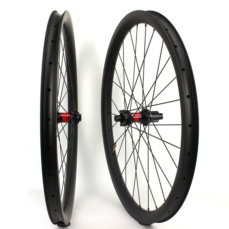 27.5er Enduro Wheelset 40mm Width Hookless