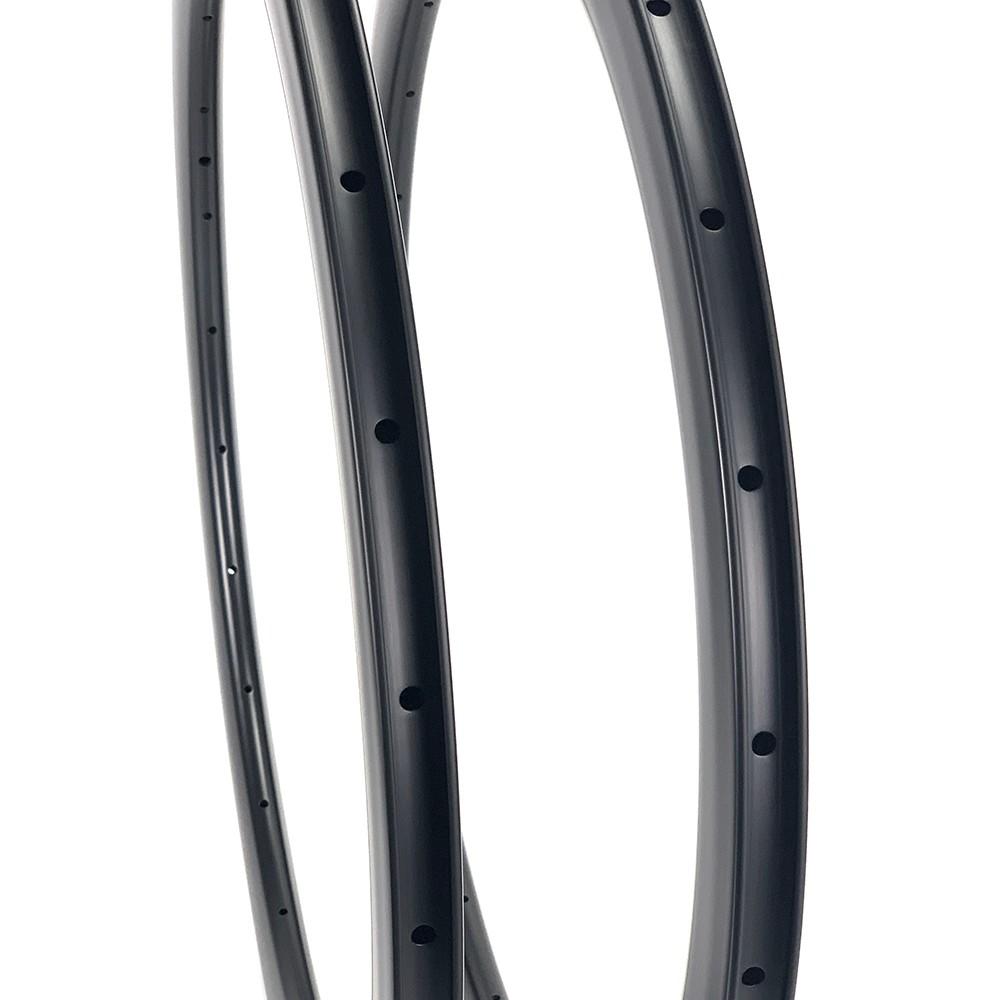 650B Gravel Bike Rims 45mm Depth