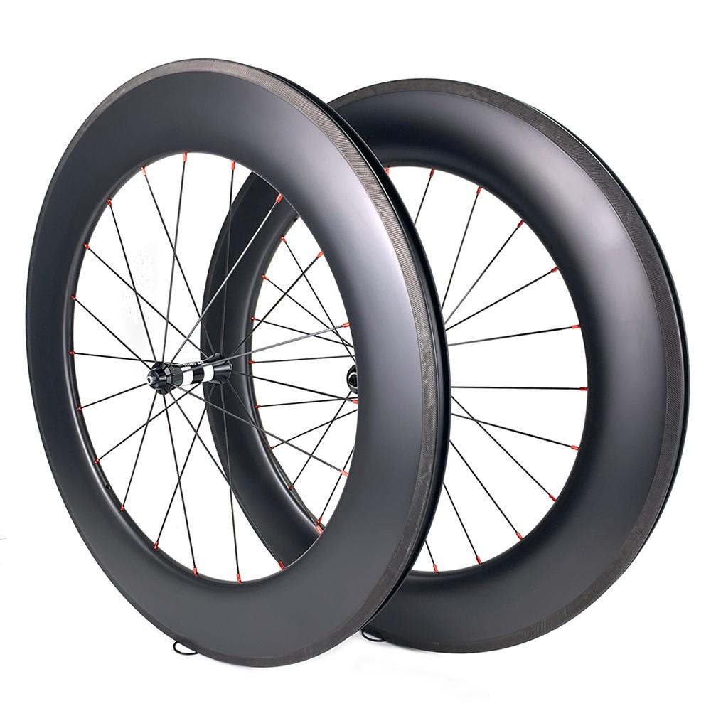 Carbon Wheelset DT Swiss 180 Hub Ceramic Bearing