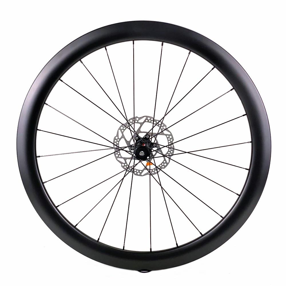 700C gravel bike wheeslet 50mm depth 19.5mm inner width cyclocross