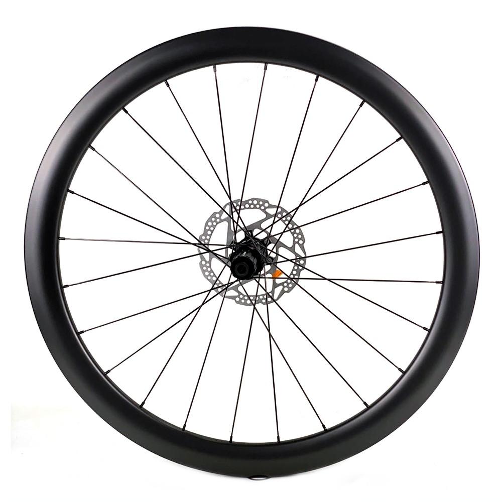700C road bike wheeslet 50mm depth 19.5mm inner width cyclocross