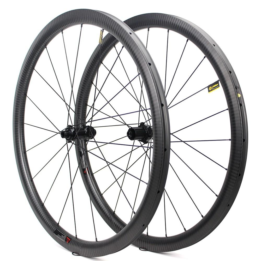 700C Schotterrad Wheeslet 40mm Tiefe 19,5mm Innenbreite Cyclocross