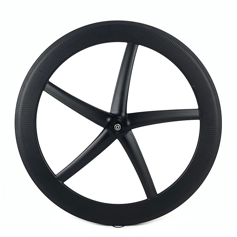 700C five spoke wheel track bike wheel 25mm width